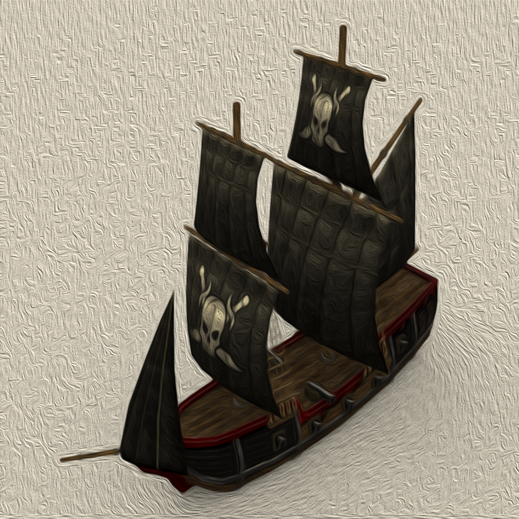 Pirate Attack by Amit Barman icon