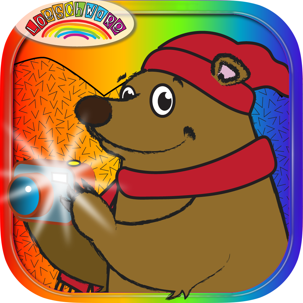 mzl.lkclizcr The Bear Went Over the Mountain by Loeschware   Todays Featured Free App